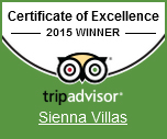 Award of Excellence 2015