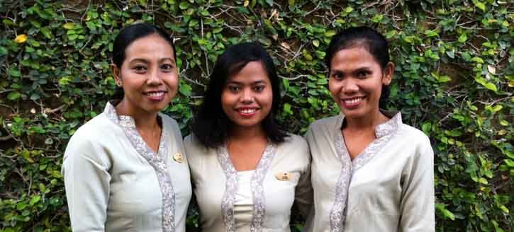 Reception Staff